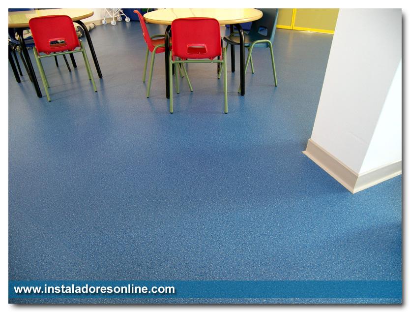 Pavimentos vinilicos pavimentos de pvc ejemplos de - Suelos de vinilo infantiles ...